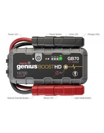 Noco Genius GB70 Booster HD