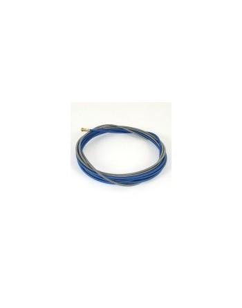 Migatronic Trådliner 0,8 - 1,0mm blå 4,4m