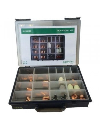 Migatronic sliddele kasse til plasmaskærer ZETA 100
