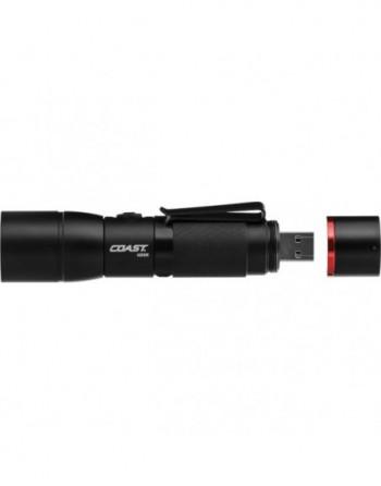 COAST HX5R Opladelig USB Håndlygte (340 lumen)
