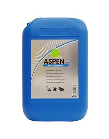 Aspen miljøbenzin 4T 25L