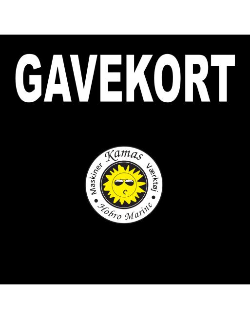 Kamas - Hobro Marine Gavekort (vælg flere størrelser)