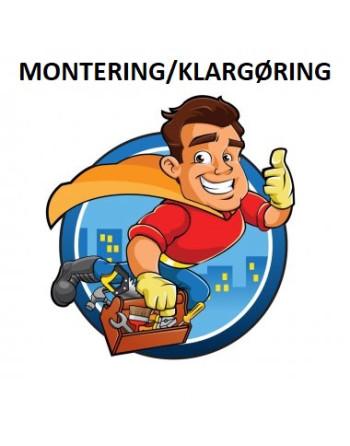 Montering / Klargøring