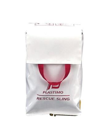 Plastimo rescue sling hvid med 40m line