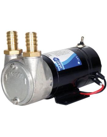 Jabsco dieselolie pumpe 24v 35lpm