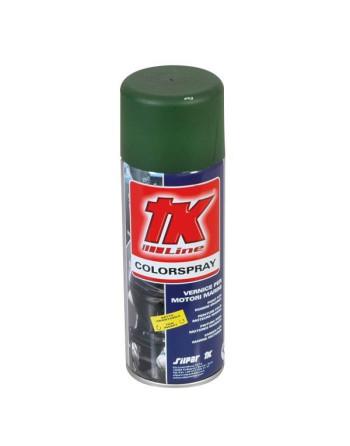 Spraymaling nanni blå