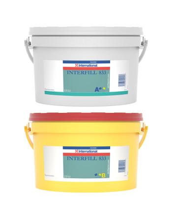 International interfill 833 epoxyfiller part a 2,5 l