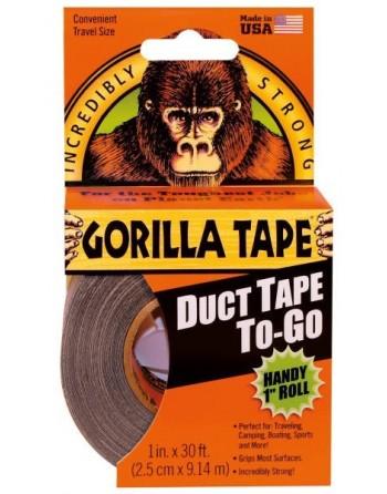 Gorilla Tape To-Go 9,14M