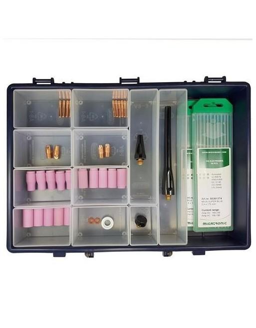 Migatronic sliddele kasse til TIG svejseslange TIG 101-301-321
