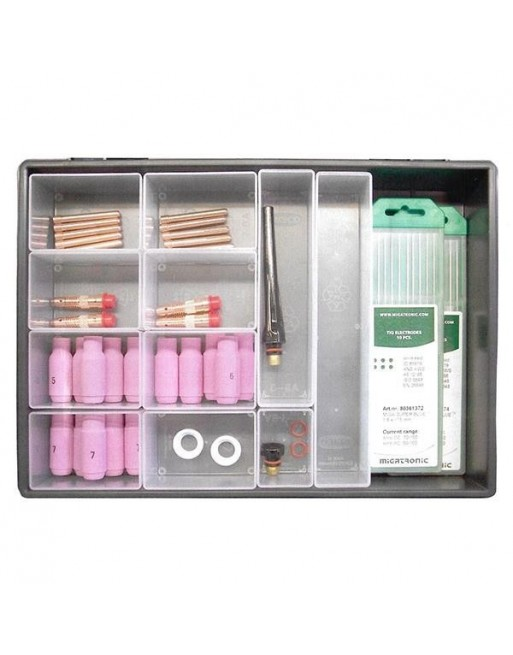 Migatronic sliddele kasse til TIG svejseslange 201-221-401 1,6-2,4mm