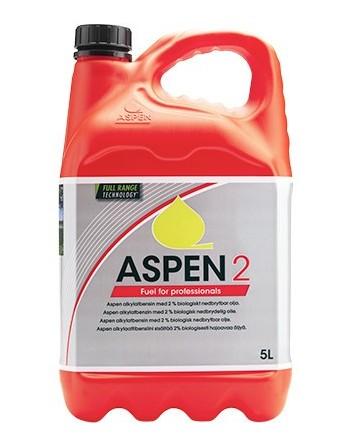 Aspen miljøbenzin 2T 25L
