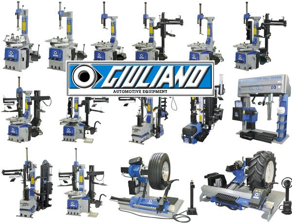 Giuliano dækmaskiner