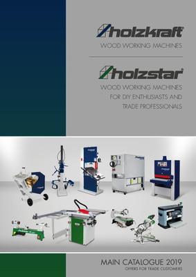 Holzkraft holzstar træmaskiner