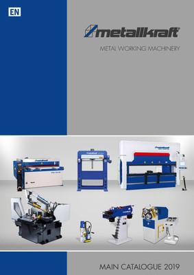 Metallkraft værktøjsmaskiner