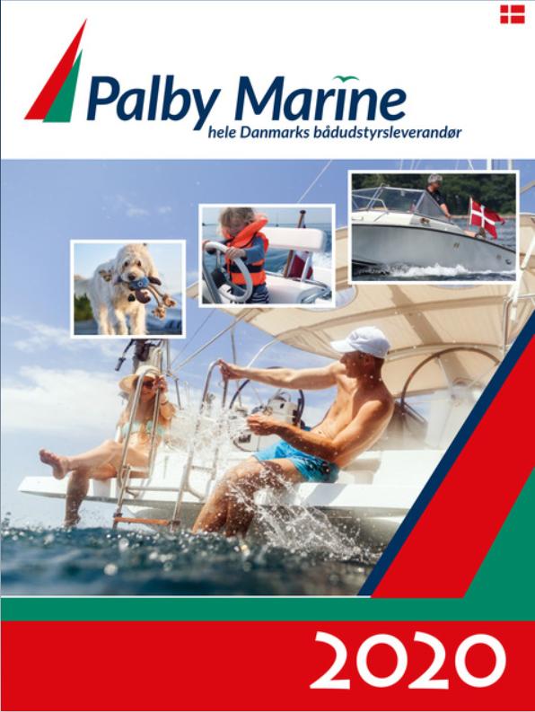 PALBY MARINEUDSTYR 2020 HOBRO MARINE